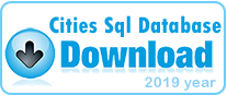Cities States Countries Mysql Sql Database Download